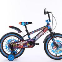 Sepeda Anak BMX 18 Trex Vitrox Ban Jumbo 3.0