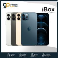 iPhone 12 Pro 128GB Silver - Garansi Ibox 1th