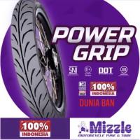 Ban Motor Mizzle POWER GRIP 350-18 Tubetype ( Ban Luar )