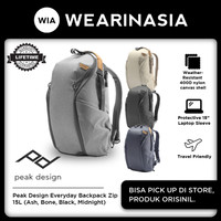 Peak Design Backpack 15L Zip V2 Original