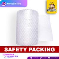 Tambahan Packing Buble Wrap Untuk Barang Elektronik / Safety Packing
