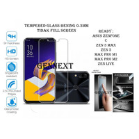 Tempered Glass bening ASUS ZENFONE SELFIE 5 C MAX PRO M1 M2 LIVE 3 MAX
