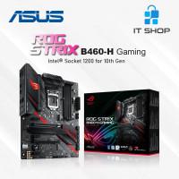 ASUS Motherboard ROG STRIX B460-H Gaming - LGA 1200