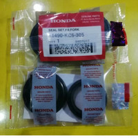 Seal Shock | Sil Shock Depan Abu CB150 OLD, CB 150 LED NEW 1set 4pc