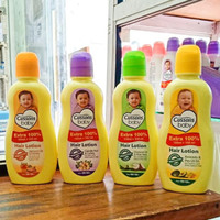 Cussons Baby Hair Lotion(Almond/Candle/Coconut/Avocado)200ml +100%