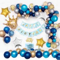 Dekorasi Ulang Tahun Dewasa Anak Set Balon Pesta Birthday
