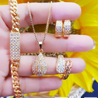 Xuping Set Perhiasan Wanita 23b12