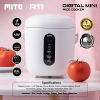 Mito Digital Mini Rice Cooker R11