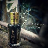 6ML Civet Musk India Parfume Oil (Parfume Arab Minyak Wangi Kasturi)