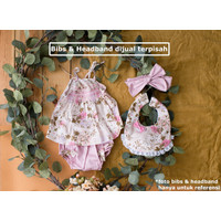 Brodee La Fleur - Lilac - SugarBibs