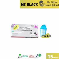 MSSLIM/MSBLACK Msglow/Minuman pelangsing/diet