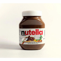 w2fit Nutella Chocolate Hazelnut Spread / Selai Coklat Hazelnut 350 gr