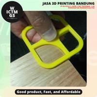 Cetakan Sudut Corner Roundover Template 3D Print Bandung WICTMGS