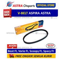 V-belt Aspira V-belt Only untuk Beat FI, Vario FI, Scoopy FI, Spacy FI