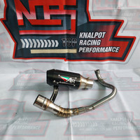 knalpot beat Vario Scoopy Mio Austin racing fullsystem murah