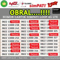 Perdana Nomor Cantik Simpati LOOP 4G Couple 0000 50000 Triple ABAB