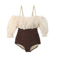sabrina swimsuit one piece baju renang wanita dewasa monokini swimwear
