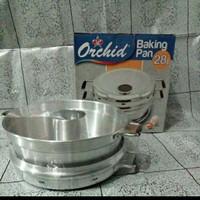 Backing Pan Orcid