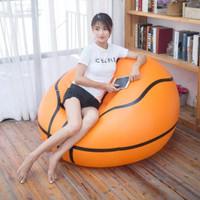 Sofa Angin Sepak Bola Basket Kursi Ruang Tamu Balon Jumbo Rumah Panta