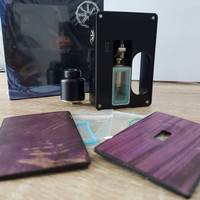 Authentic asmodus spruzza kit squonk pump 80 with not hexohm therion