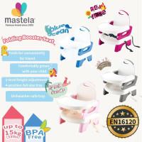 MASTELA Folding Booster Seat /Kursi Makan Bayi