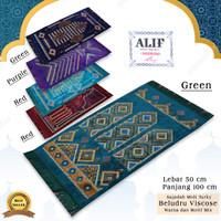 Sajadah Midi Turki Bahan Beludru/Harga Grosir/Best Seller