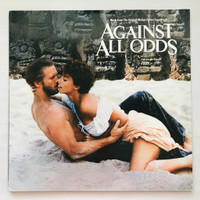 Against All Odds - OST - LP Vinyl Piringan Hitam PH
