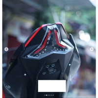Stoplamp project one ninja 250 fi 2018 zx25r z1000 sugomi 3in1 lampu