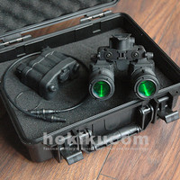 FMA Dummy Night Vision AN PVS-31 with Lamp and Hardcase