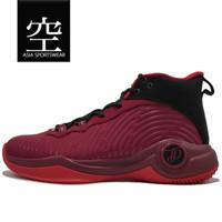 Sepatu Basket PEAK Tony Parker Outdoor Air Flow High Cut Signature Red - 38
