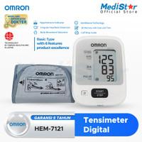 OMRON Tensimeter BPM HEM-7121