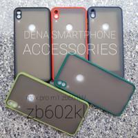 Soft Case Cover My Choise Asus Zenfone Max Pro M1 ZB601KL ZB602KL