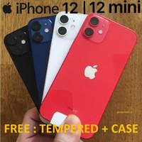 iPhone 12 / 12 Mini 64GB 128GB 256GB Bekas Fullset Second Original Ori