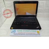 Laptop Lenovo X131E Thinkpad Garansi 1 tahun mesin ori