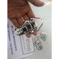Kunci Koper / Kunci Pengait Koper Box / Kunci Hardcase Aksesoris