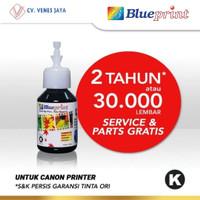 Tinta Canon BLUEPRINT Refill Printer Canon IP2770, MG2570-100 ml Hitam