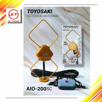 Antenna TV Outdoor Toyosaki / Antene TV Luar Toyosaki
