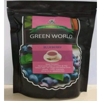 Green World Blueberry Nutrimax 200 gr