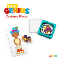 Osmo Costumes (Costume Party, Stories) from Little Genius Usia 3-5Thn