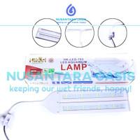 LAMPU LED HIKARI HK LED 703UK 60CM 3 MODE AQUARIUM AQUASCAPE AKUARIUM