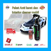 Paket Anti Karat Bodi Mobil Dan Pembersih Interior Mobil Dashboard