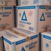 Tepung Terigu Segitiga Biru Kemasan 500 gram (1 Dus Isi 20 Pcs)