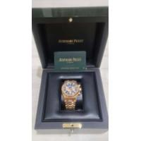 Audemars piguet - royal oak chrono all gold