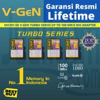 V-GEN MICRO SD 128 GB TURBO CLASS 10 VGEN MICRO SD 128GB MEMORY CARD