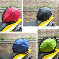 tas helm / sarung helm anti air / cover helm / jas hujan helm