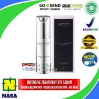 LACOCO INTENSIVE TREATMENT EYE SERUM NASA - PENGHILANG KANTUNG MATA - Eye serum