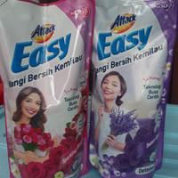 Detergen Cair attack easy 750 ml