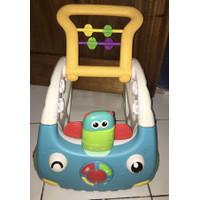 PRELOVED Bkids senso 3 in 1 Discover Car Baby Walker