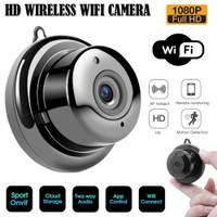 IP Camera CCTV V380 A1 MINI WiFi Spy Kamera CCTV HD Wireless pengintai
