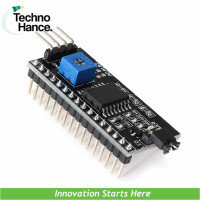 I2C Serial Interface Board for LCD